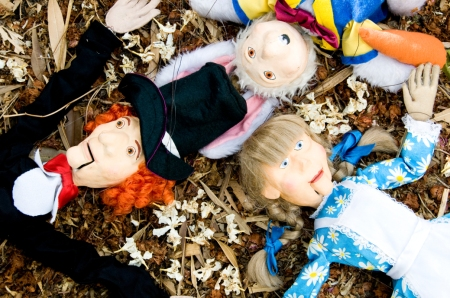 Alicia Marionetas de Hilando Titeres